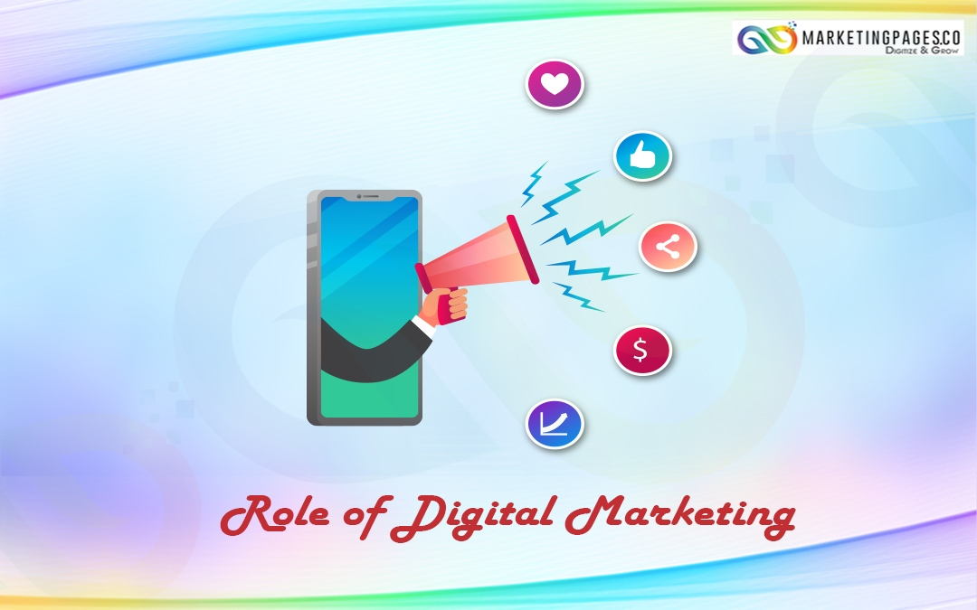 Role of digital marketing in your Business?