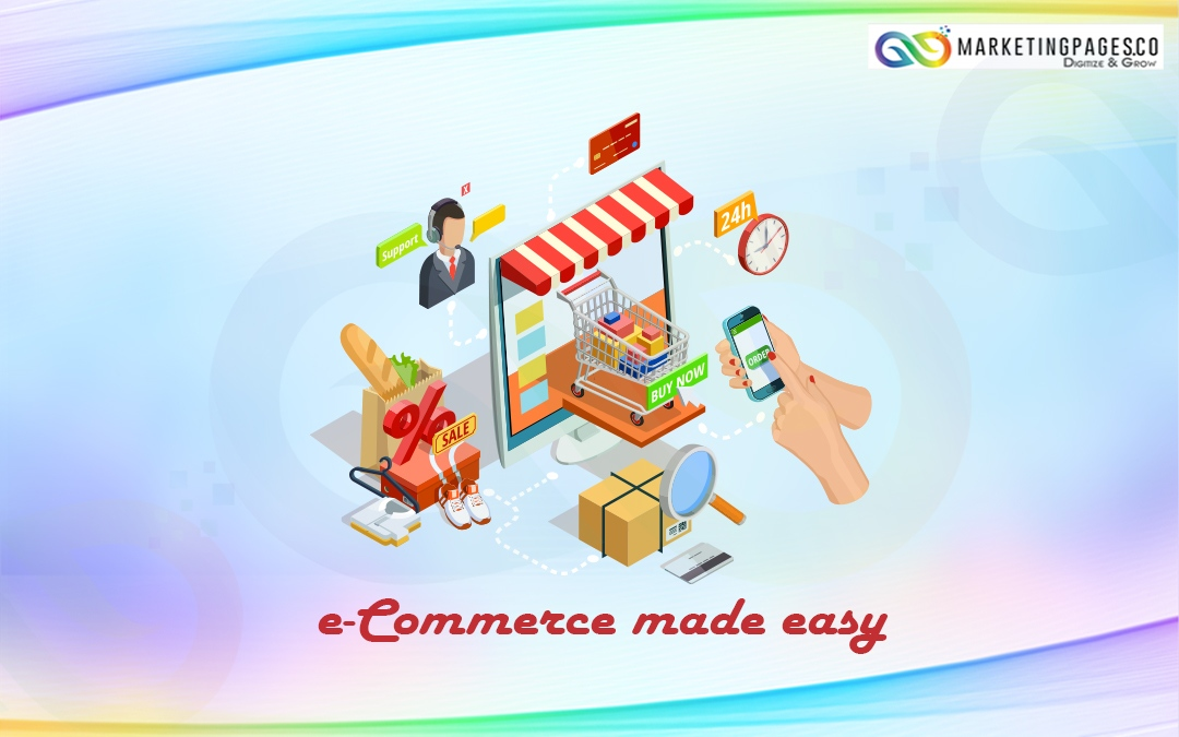 e-Commerce Online Business Made Easy
