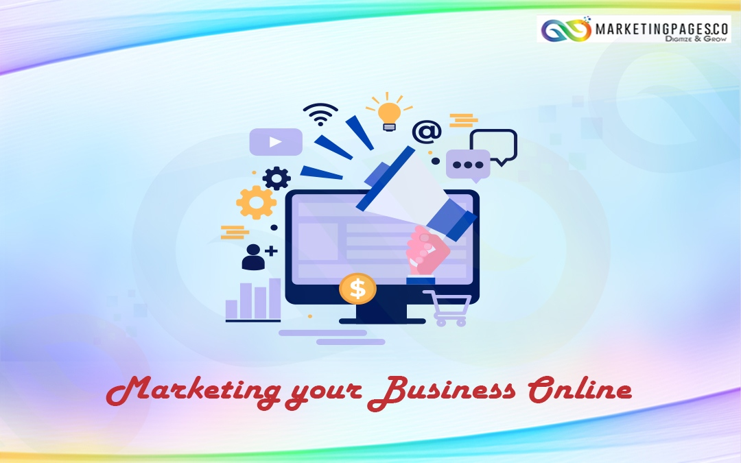 Marketing your Business with a Website made Simple!
